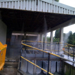 Hydraulic Odour Control at Rynfield Waste Water Treatment Plant