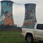 Taken on location at Soweto Dam