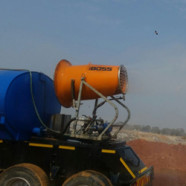 Innovative odour control at FG Landfill